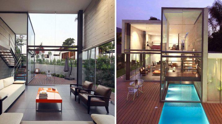 Elegant Home in La Planicie by Doblado Arquitectos Slider 13 715x400