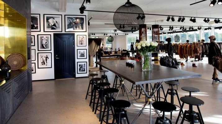 Wakakuu office and showroom by Kicki Kardell, Stockholm Slider11 715x400