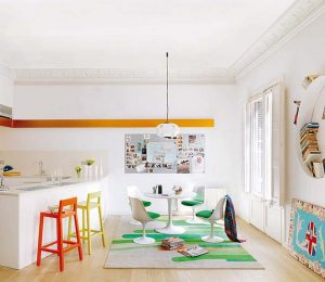 6-apartment-with-colorful-interior-in-barcelona 6 apartment with colorful interior in barcelona 300x260