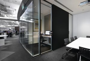 M Moser Associates interior design office in Singapure MMoser SG Off 15 02 low 001 300x203