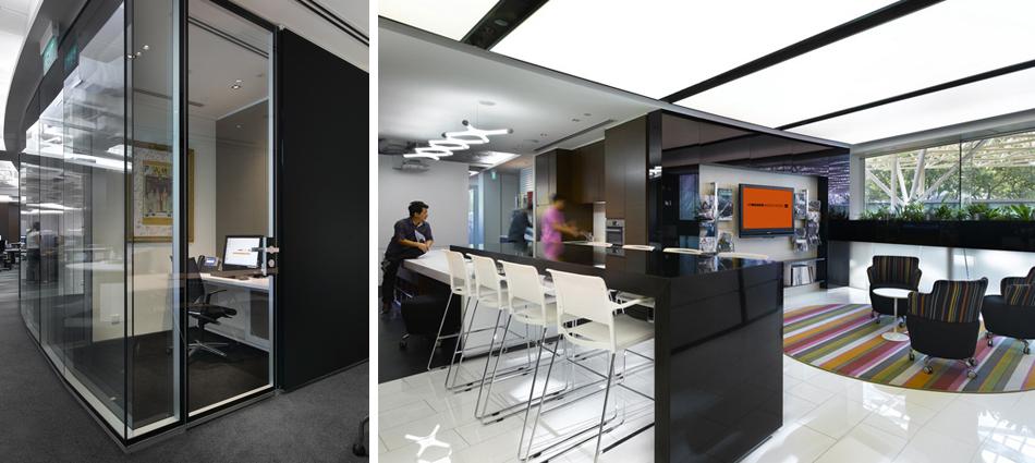 M Moser Associates' offices - Singapore