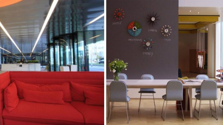Hotdesking at Microsoft Amsterdam Headquarters Slider 24 715x400