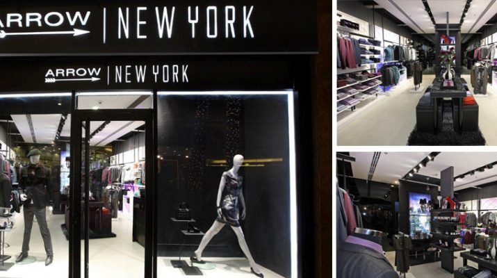 Arrow New York store, Noida – India Slider 5 715x400