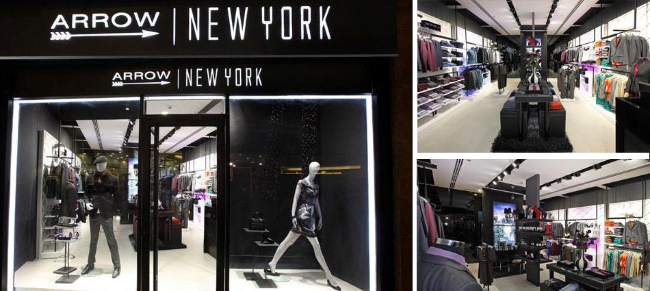 Arrow New York store, Noida – India