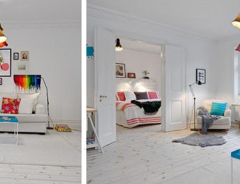 Bright and Cozy Swedish Apartment Displaying Charming Decors Slider01 345x265
