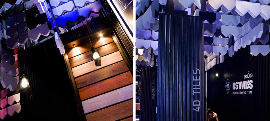 interior designers, leading interior designers, top interior design, interior designers, top interior designers in the world, best interior designers, best of interior design, Bangkok Architect fair  2011– Diamond Art – Diamond Lounge, best design projects