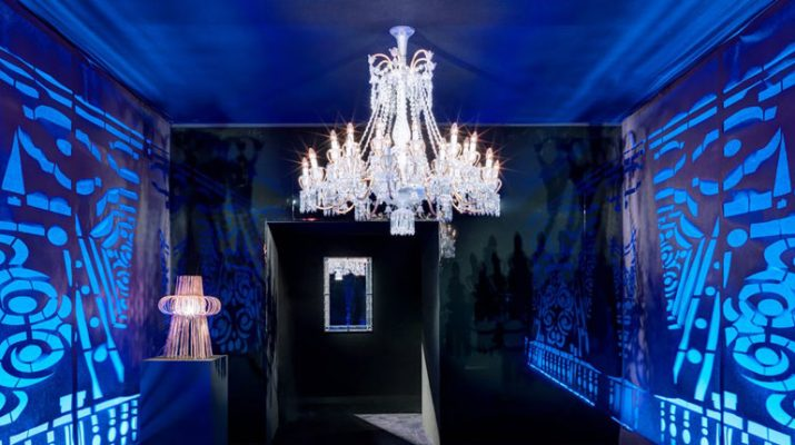 Exclusive – Baccarat at Milan Design Week 2013 Baccarat Highlights 2013 Milan slide 715x400
