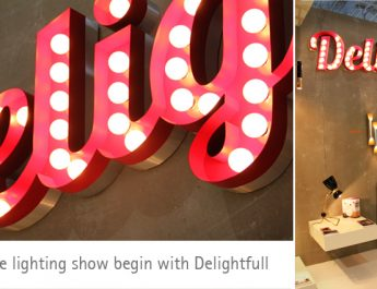 Let the lighting show begin with Delightfull – EUROLUCE 2013 Banner Portugal Brands4 345x265