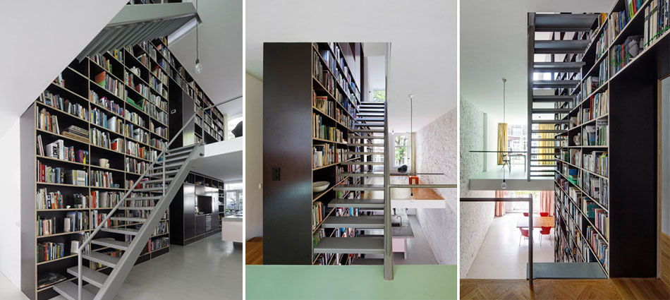 Vertical Loft in Netherlands