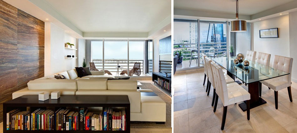 Apartment renewed by DEN Architecture in Miami