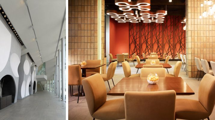 Vivanta hotel by WOW Architects, Bangalore – India Slider1 715x400