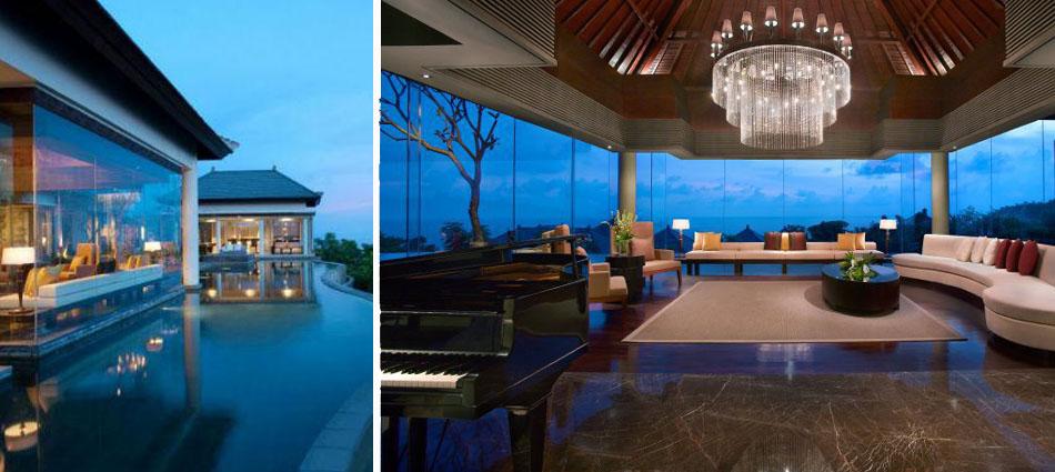 Luxury Hotel - The Hotel Banyan Tree Ungasan