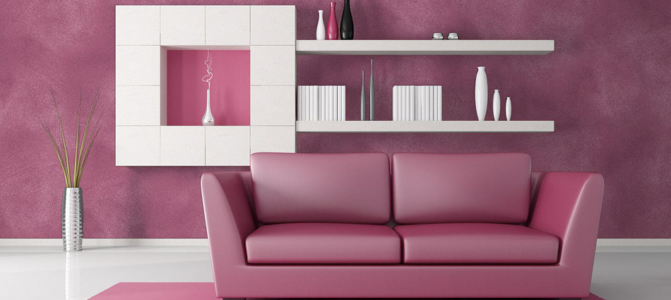 Pink Decoration Projects