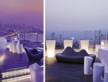 ROOFTOP BARS ROOFTOP BARS  – Luxury Hotels & Resorts Slider 4 345x265