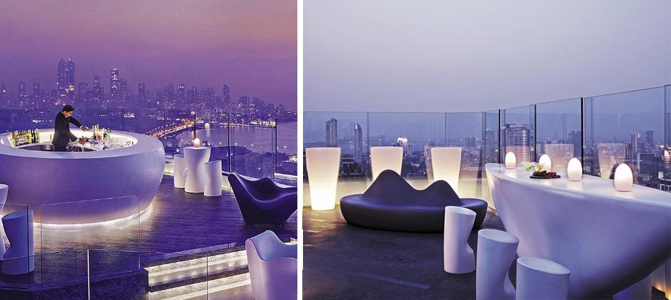 ROOFTOP BARS  - Luxury Hotels & Resorts