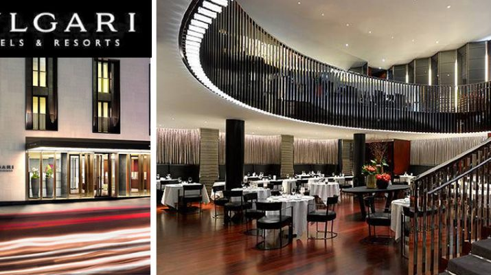 BVLGARI Hotel , London Slider7 715x400