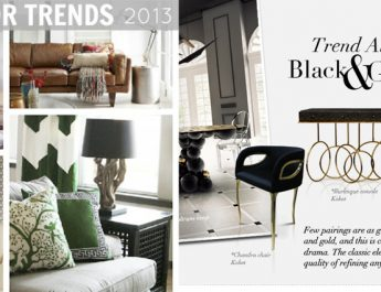 TOP 5 DECOR TRENDS FOR 2013 – TEXAS Sloderjasd 345x265