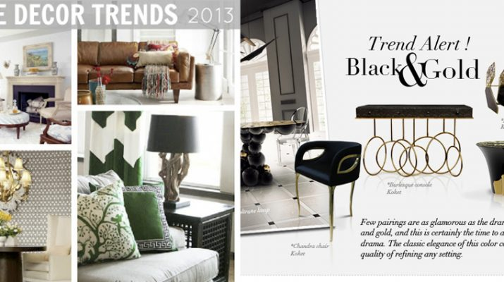 TOP 5 DECOR TRENDS FOR 2013 – TEXAS Sloderjasd 715x400