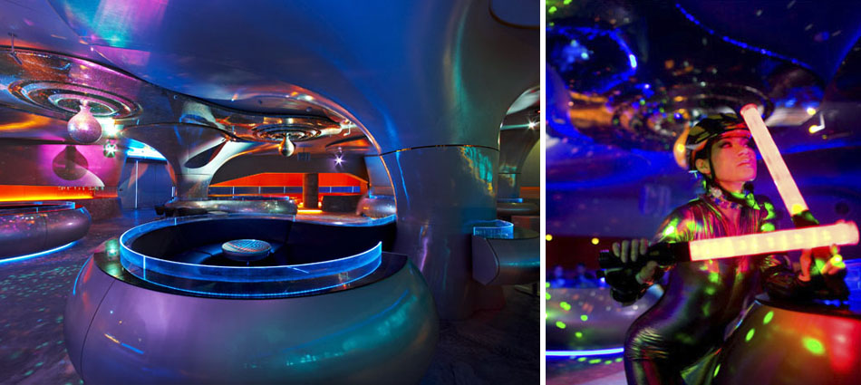 Luxurius Nightlife, SOUND Phuket Club -Tailand