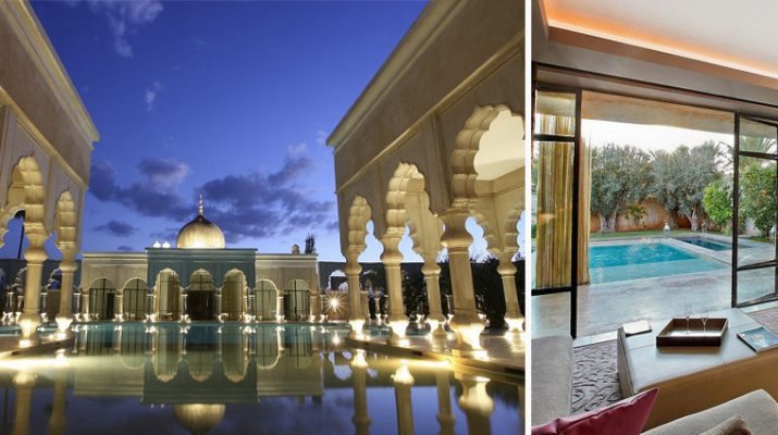 The Luxurious Palais Namaskar: A Dream Place in Marrakech Slider0032 715x400