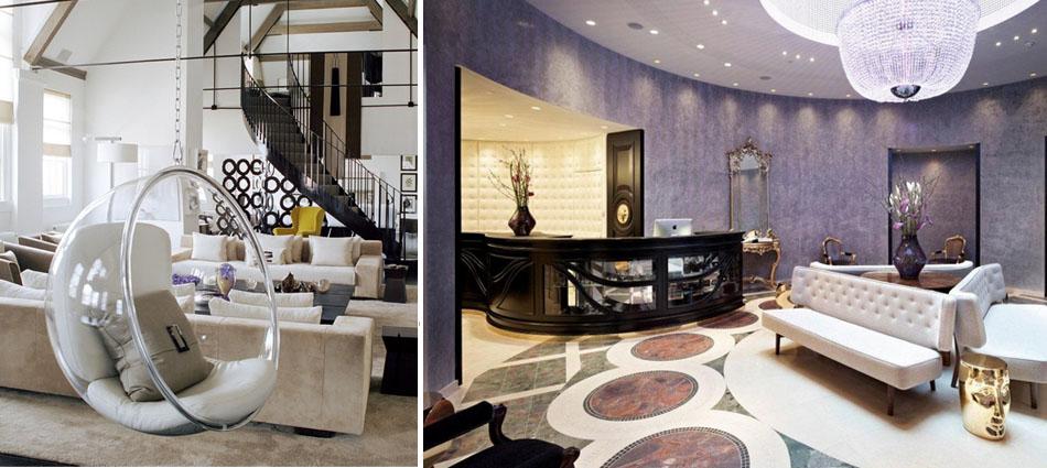 UK TOP Interior Designers - Part 1
