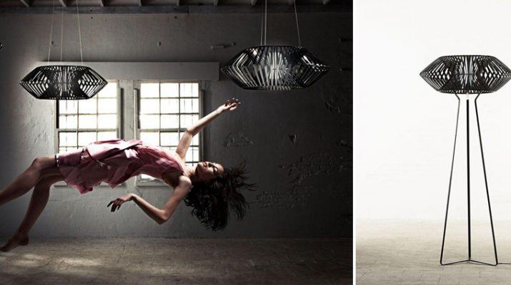 "The ""V Lamp"" designed by Héctor Serrano The V Lamp designed by He  ctor Serrano 715x400"