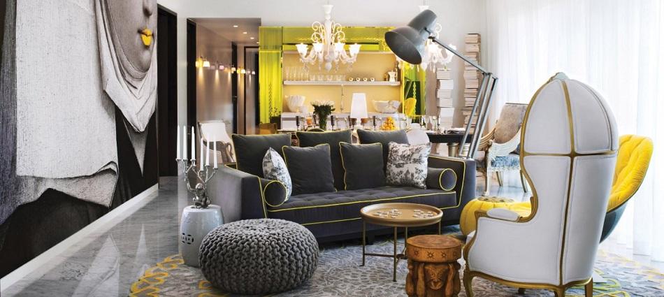 Top 10 Interior Designers - London