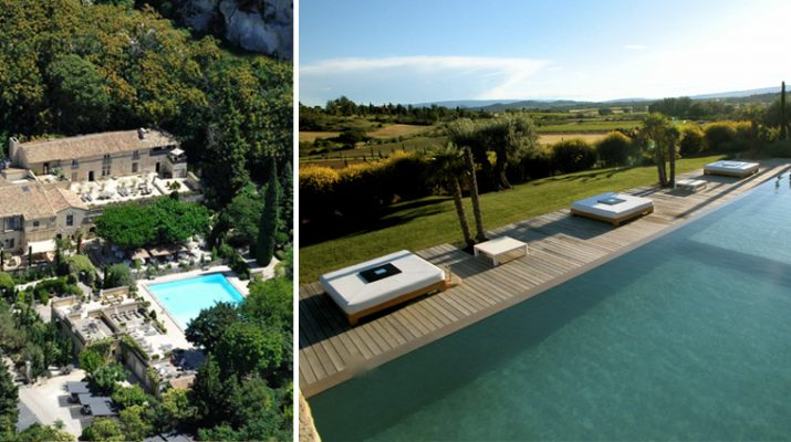 Top 5 Luxury Hotels – In the South of France slider002 715x400
