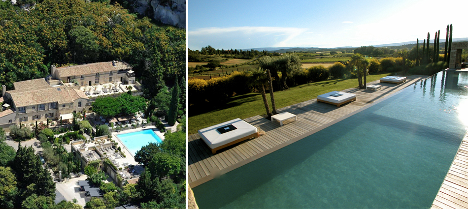 Top 5 Luxury Hotels – In the South of France