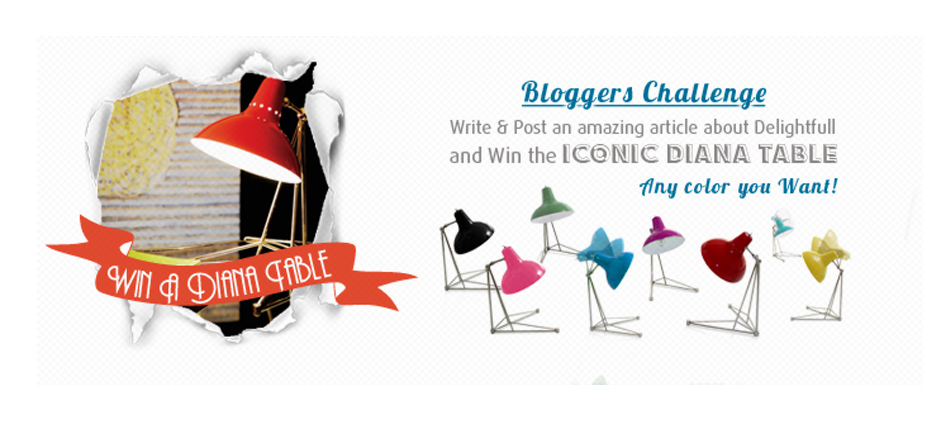 Bloggers Challenge : Message from Delightfull