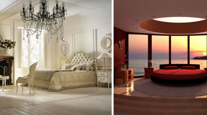 Luxury Bedrooms Romantic Ideas Best Design Projects