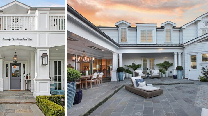 Inspiring Homes – California Coastal Home Slider CA 715x400