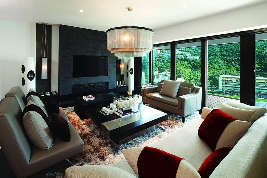 top luxury interior designers london