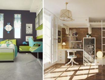 10 Amazing Decor Ideas for Kids' Rooms Slider001 345x265