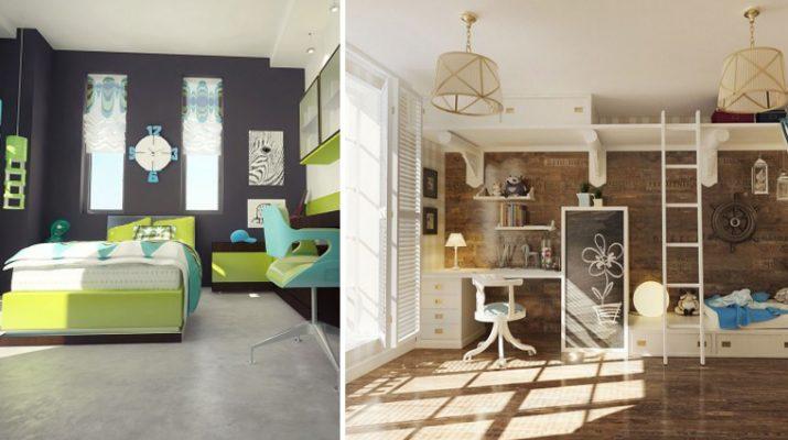 10 Amazing Decor Ideas for Kids' Rooms Slider001 715x400