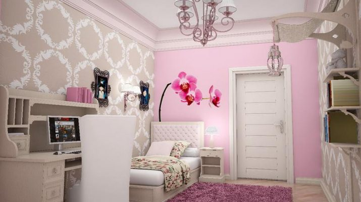 Best decoration Projects with … Pink Pink and Sweet Flower Wallpaper for Walls 715x400