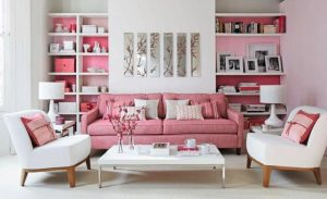 comfortable-pink-living-room-decorating-decorations-trendingtweet comfortable pink living room decorating decorations trendingtweet
