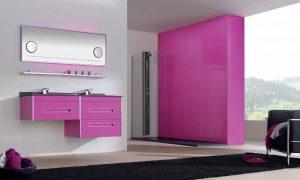 extraordinary-minimalist-bathroom-with-decoration-in-pink-and-whitejpe extraordinary minimalist bathroom with decoration in pink and whitejpe