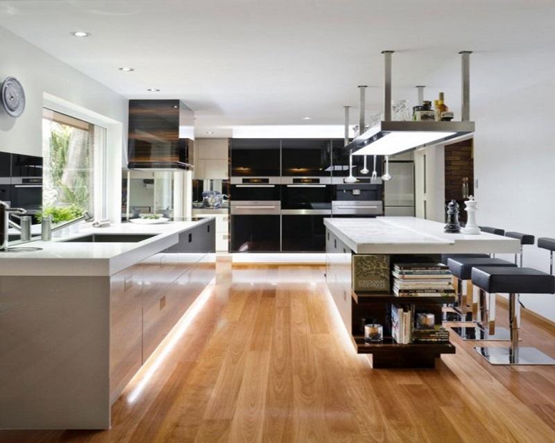 best kitchen design trends best design projects. Black Bedroom Furniture Sets. Home Design Ideas