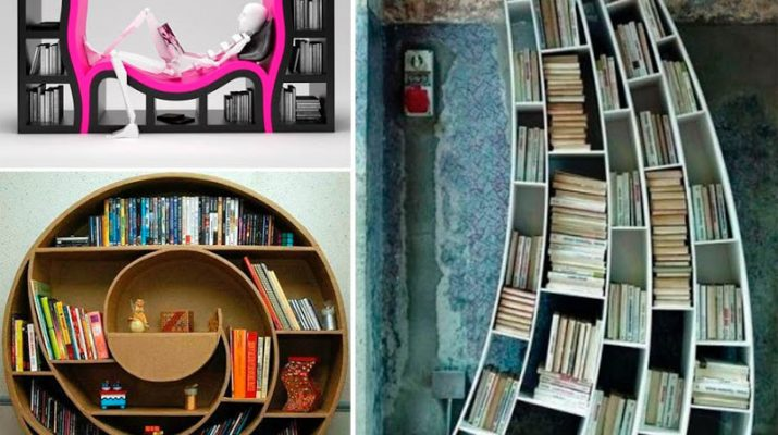 Current Obsessions: AMAZING BOOKSHELVES b39 715x400