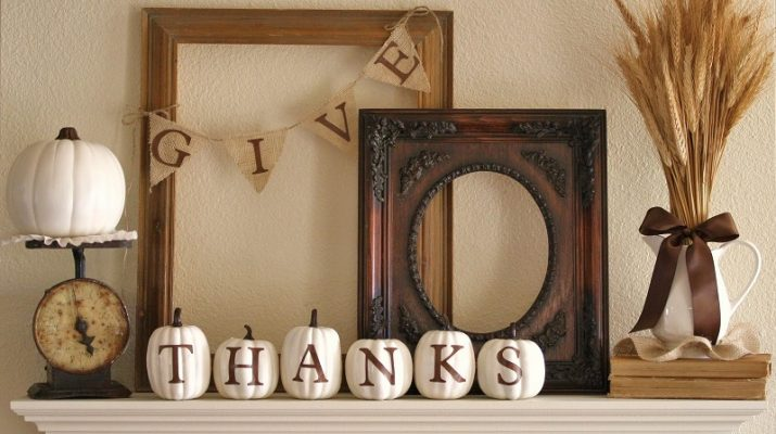 New Pinterest Board: Thanksgiving decor ideas bathroom decor thanksgiving window displays decoration idea with give thanks letter on a frame and white pumpkins craft for elegant nuance thanksgiving bath window decor ideas with creative and simple 715x400