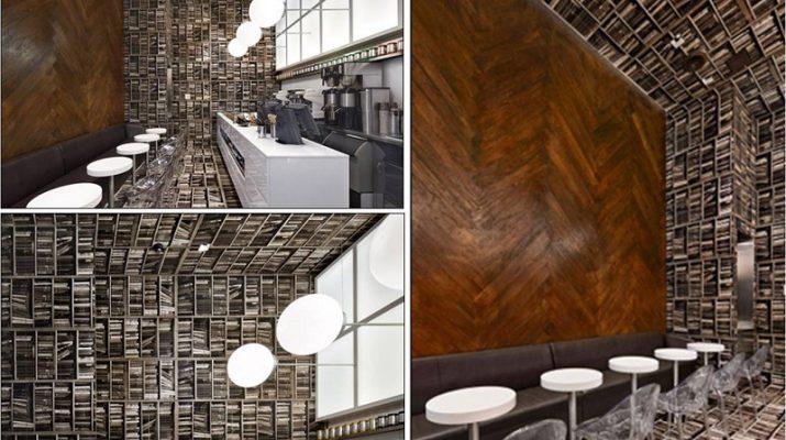 Retail Design Ideas: A Library Espresso Bar   Best Design Projects