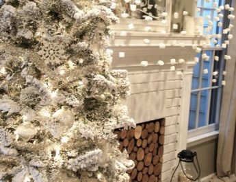BEST MODERN DECOR IDEAS FOR CHRISTMAS Holiday Decor Marshmellow Blue Eyed Yonder1 345x265