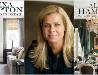 THE PIERRE HOTEL: ALEXA HAMPTON RENOVATES A LUXURY APARTMENT  Alexa Hamption 345x265