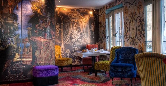 TOP 5 FASHION DESIGNER SUITES AROUND THE WORLD Top fashion designer hotels around the world Le Notre Dame