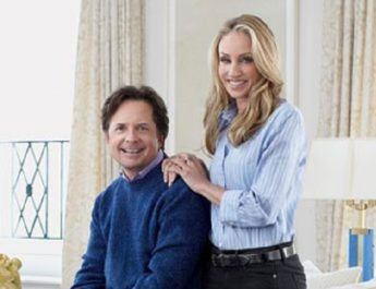 LUXURY HOMES: MICHAEL J. FOX AND TRACY POLLAN'S MANHATTAN HOME cn image