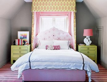 5 GREAT IDEAS FOR KIDS BEDROOMS By ELLE Decor little league 02 lgn 345x265