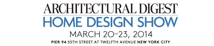 ARCHITECTURAL DIGEST SHOW: BEST EXHIBITORS adhds header 1 715x156