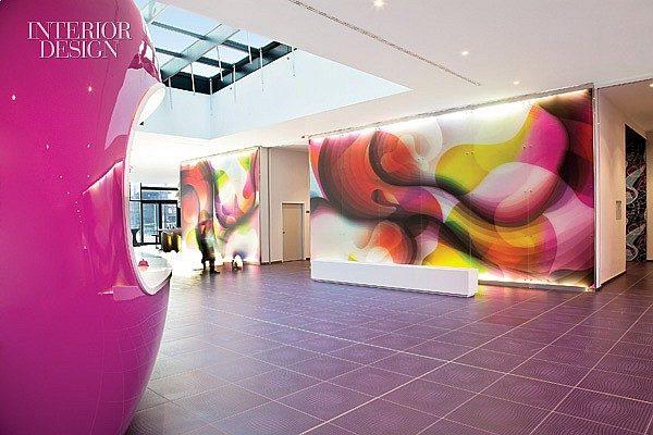 The unbelievable Nhou Berlin hotel décor by Karim Rashid thumbs 107918 into the groove