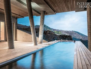 SIMPLY AMAZING: INTERIOR DESIGN'S TOP 20 IN HOSPITALITY thumbs 84416 435433 Project Ion Luxury Adventure Hotel Firm Minarc Location Nesjavellir Iceland Photography by Torfi Agnarsson